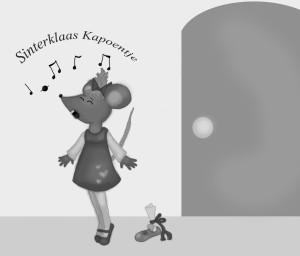 Miesje Muis zingt Sinterklaasliedje