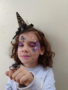 Halloween Schmink Kind.Schminken Schminkzilla