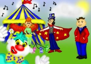 circus copy
