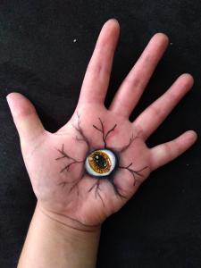 oog-hand
