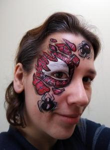 spiderman eyedesign