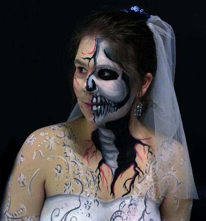 zombie bruid